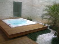 Spa Playazo com deck