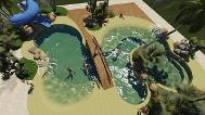 Piscina Resort MG