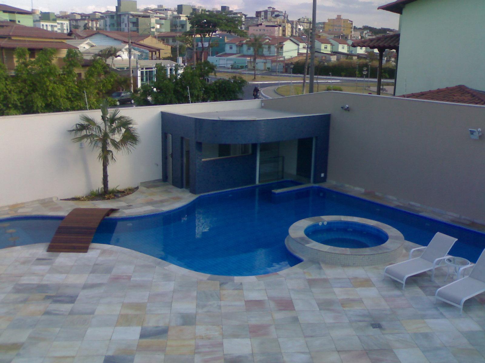 Piscina de vinil bh piscinas personalizadas loja em bh mg for Piscinas semienterradas