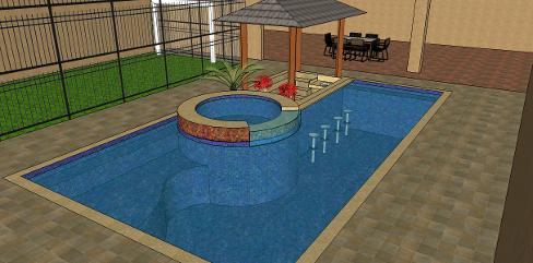 Reforma de piscina bh revestimento novo e instala o de vinil for Projeto x piscina