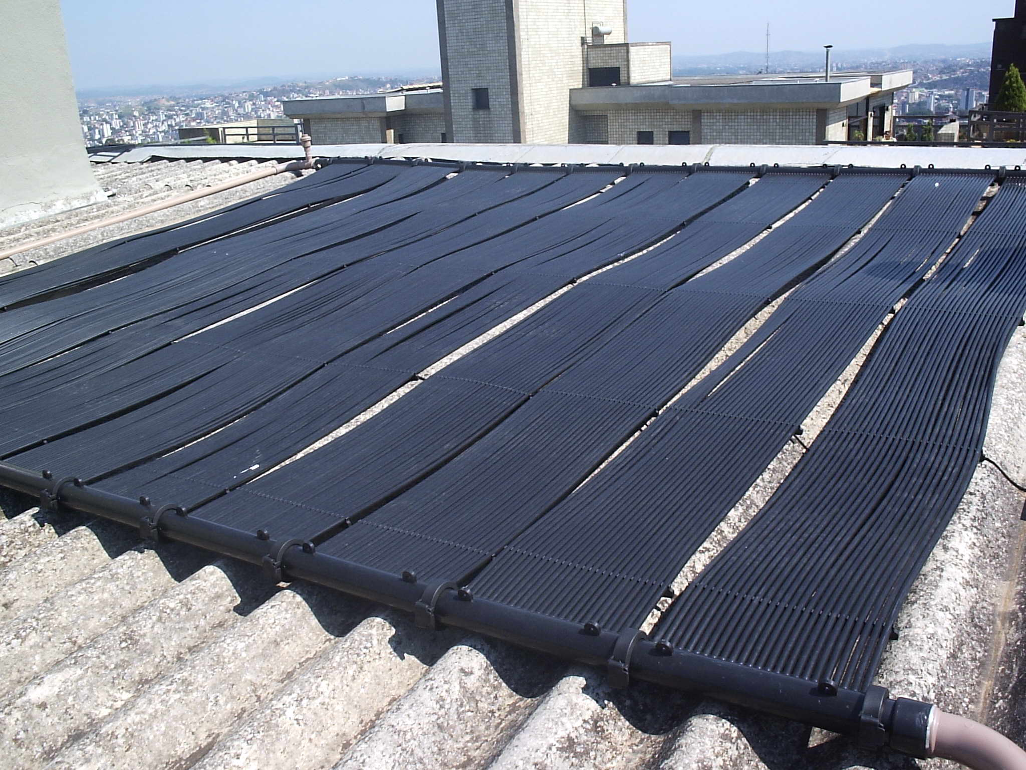 Aquecedor solar piscina bh mg instala o r pida pre o baixo for Sistema ultravioleta para piscinas